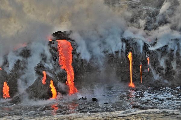 Heidi Fickinger - When Lava Meets the Sea