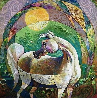 Abdelwahab Nour - White Horse