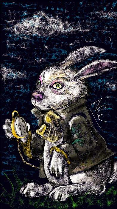 Alessandro Della Pietra - White Rabbit