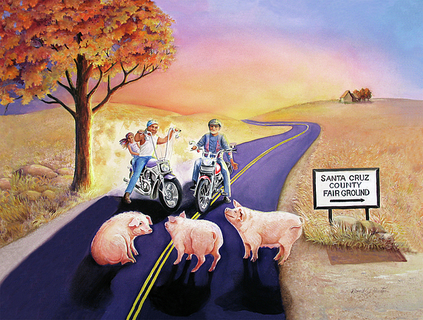 Beverly Martin - Who Let The Hogs Out