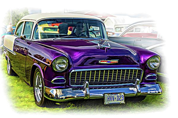 Steve Harrington - Wicked 1955 Chevy - Vignette Paint
