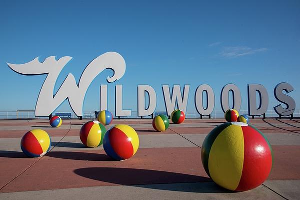 Bob Cuthbert - Wildwood Boardwalk