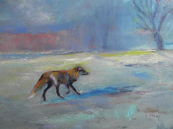 Susan Esbensen - Wiley Fox