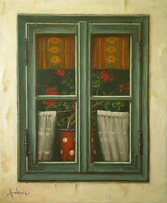 Dusan Vukovic - Window