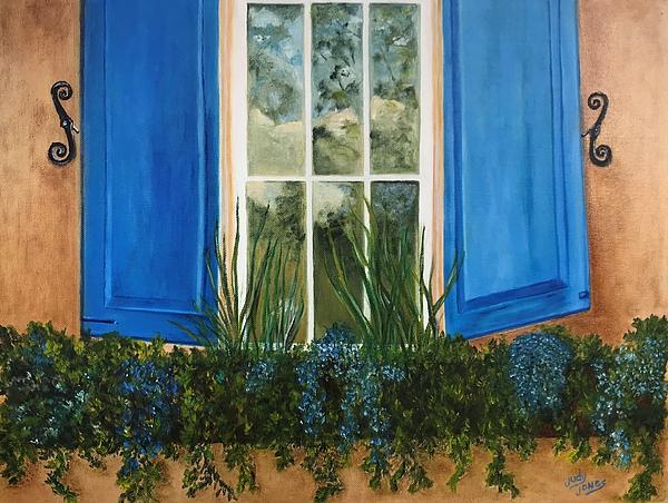 Judy Jones - Window To The World