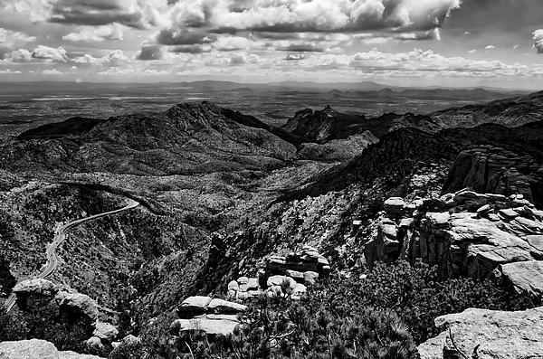 Windy Point No.12 Photograph