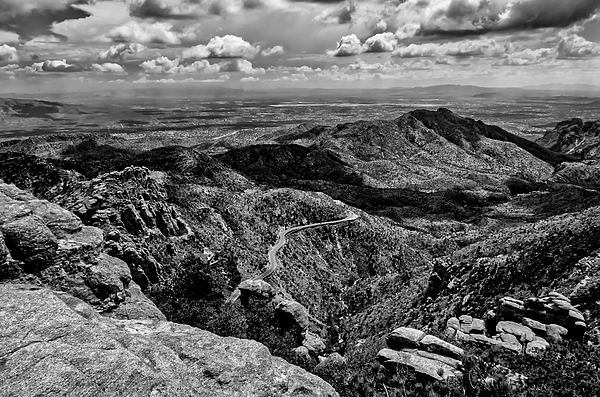 Windy Point No.2 Photograph