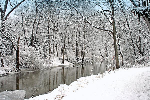 Kay Novy - Winter Along The Riverbank
