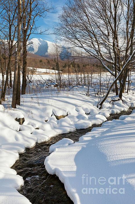 Alan L Graham - Winter Brook