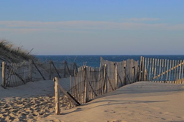 Linda Crockett - Winter by the Ocean