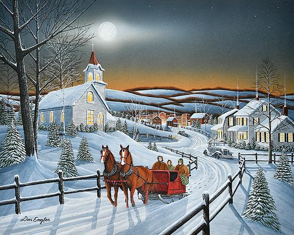 Don Engler - Winter Dreams