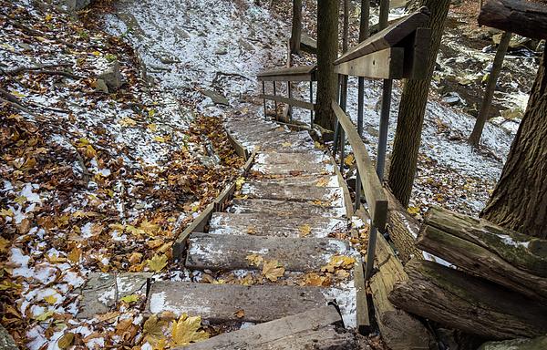 Angela Coric - Winter hikes