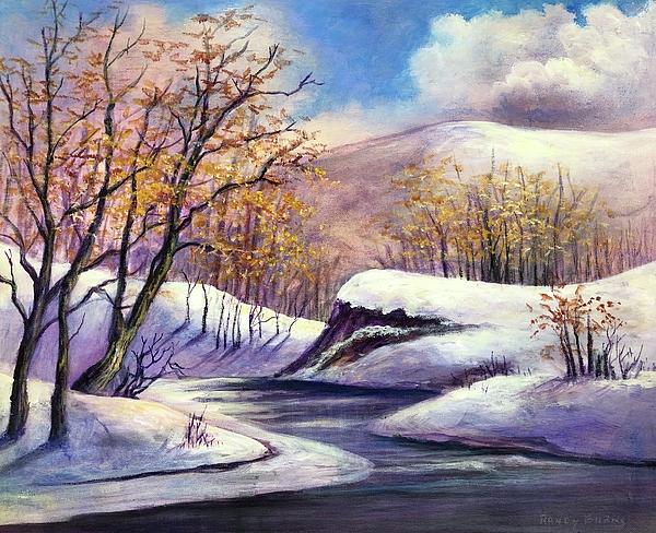 Randy Burns - Winter In The Garden of Eden