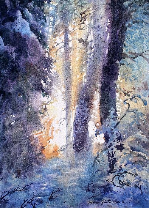 Vladimir Zhikhartsev - Winter Light