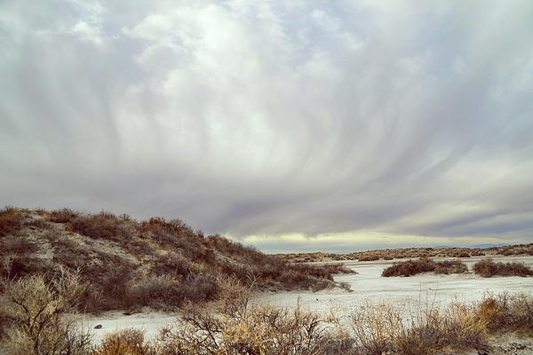 Karen W Meyer - Winter Storm Clouds 2018-2289