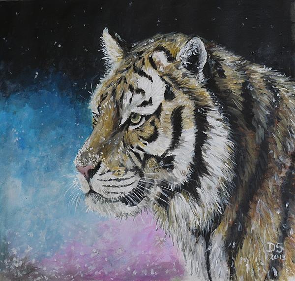 Duncan Sawyer - Winter Tiger