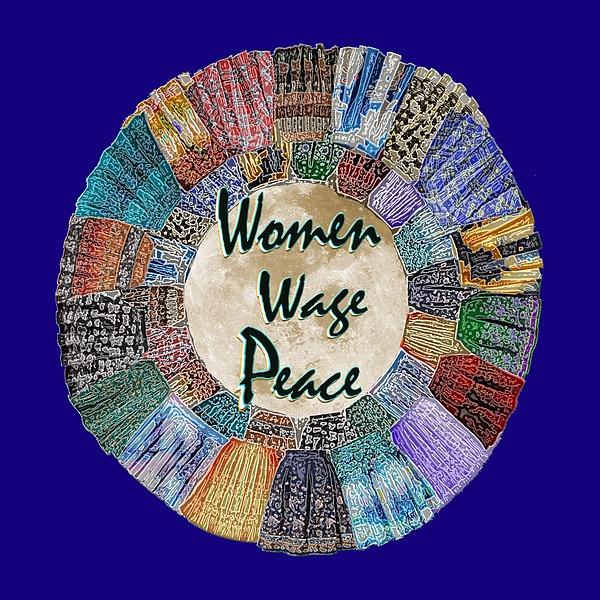Women Wage Peace Mixed Media
