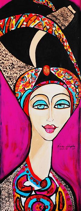 Nora Shepley - Women With Turbin