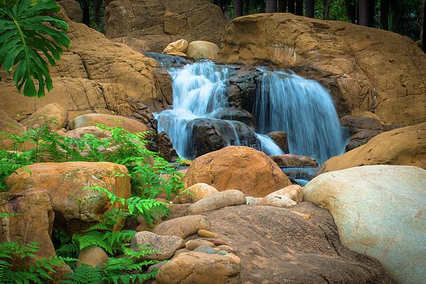 Mariia Kalinichenko - Wonderful waterfall