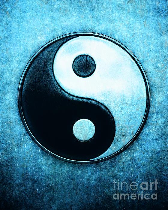 Dirk Czarnota - Yin Yang - Scratchy Blue