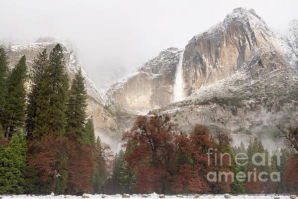 Richard Sandford - Yosemite Falls
