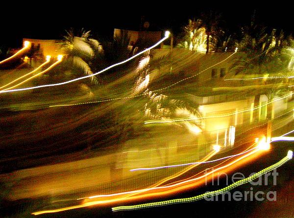 Jane Gatward - Zooming Lights