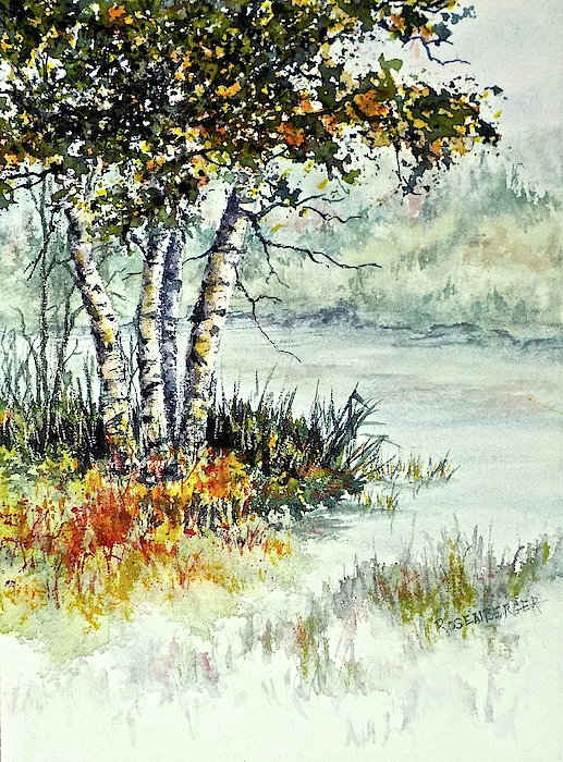 Carolyn Rosenberger - Approaching Autumn