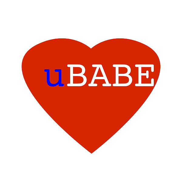 Love U Babe Digital Art