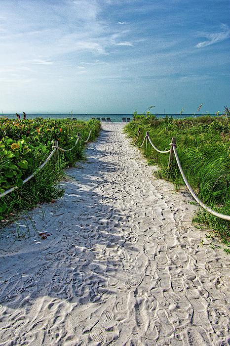 John Rutledge - Path to the Beach