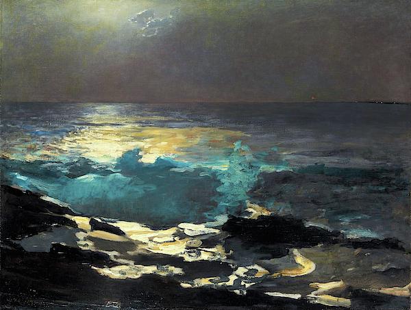 Winslow Homer - Sunlight on the Coast - Digital Remastered Edition