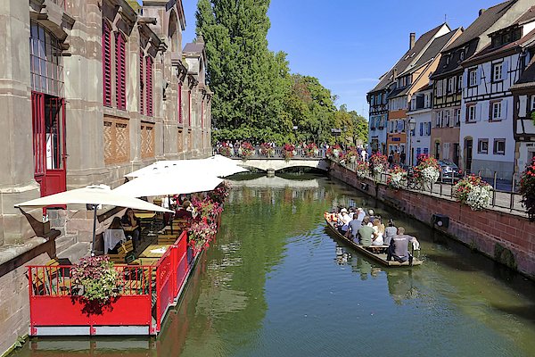 Richard Rosenshein - La Petite Venice In Colmar France