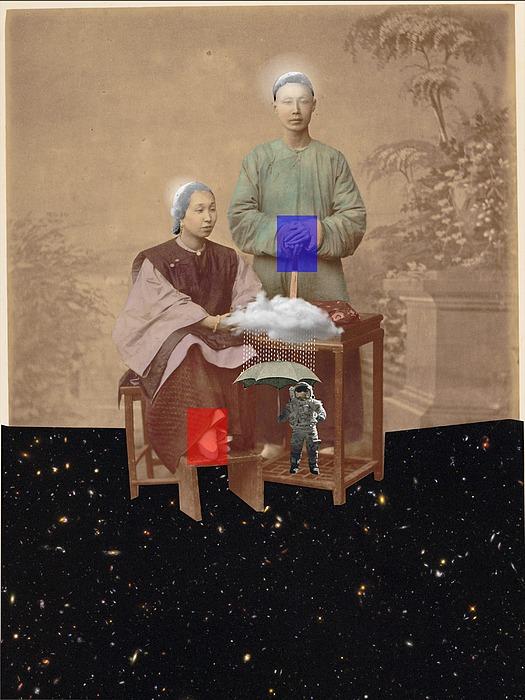 A Couple Of Surprises Digital Art