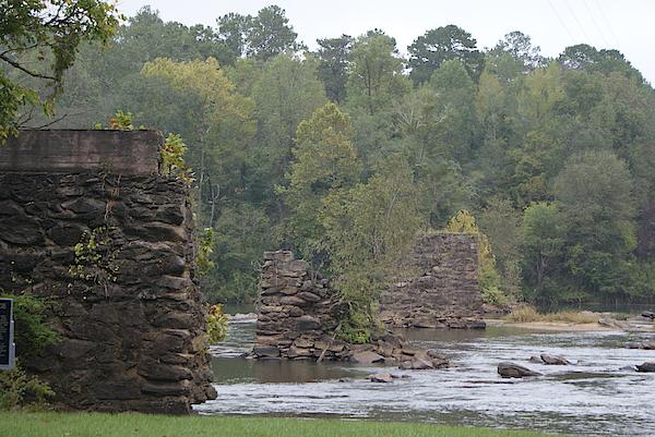 Georgia Threet - Abandoned America #6 - Old Covered Bridge