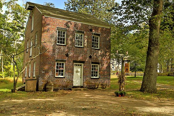 Geraldine Scull - Allaire Historic Village