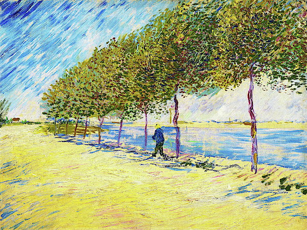 Vincent van Gogh - Along the Seine - Digital Remastered Edition