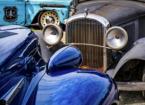 Morey Gers - Antique Headlights