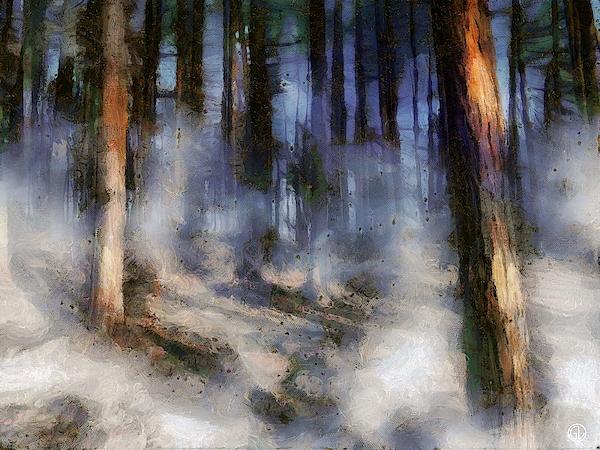 Gun Legler - Autumn morning fog