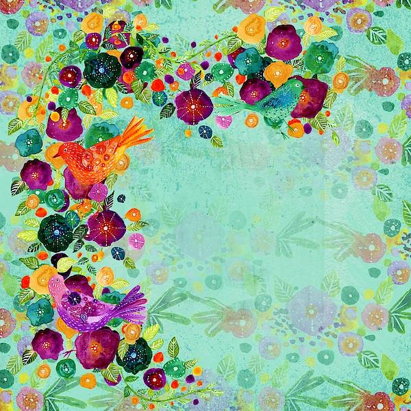 ArtMarketJapan - Birds and Flowers