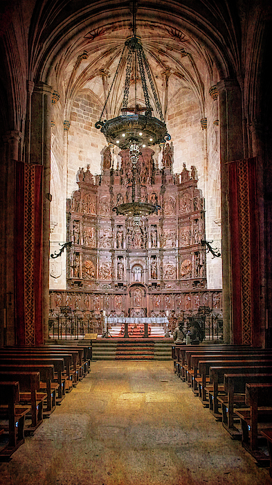 Joan Carroll - Cathedral Caceres Spain