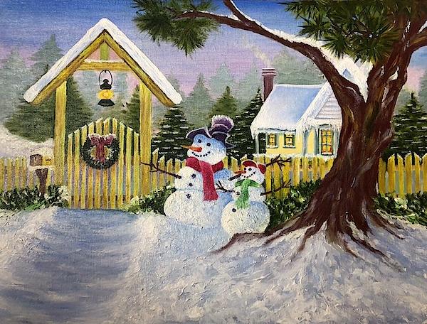 Elena Dremova - Christmas Eve