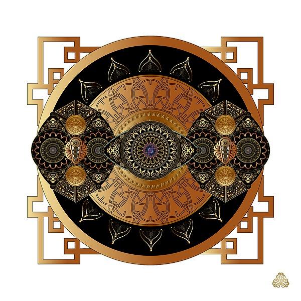 Circumplexical No 3984 Digital Art