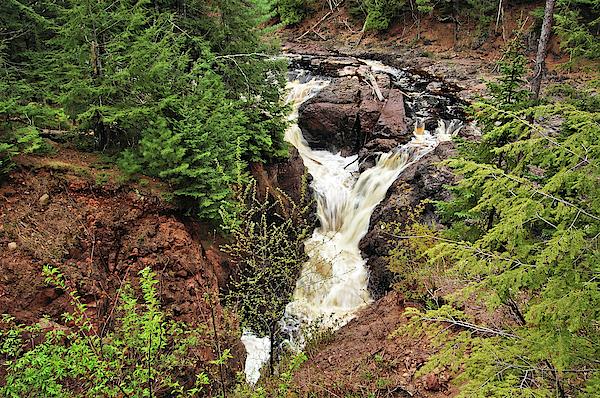 Ben Prepelka - Copper Falls