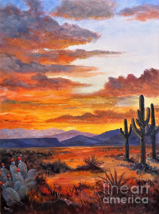 Lee Piper - Dawn In The Southwest