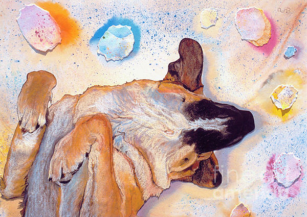 Pat Saunders-White - Dog Dreams