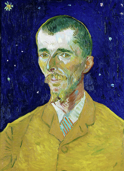 Vincent van Gogh - Eugene Boch - Digital Remastered Edition