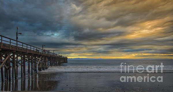 Mitch Shindelbower - Evening Clouds