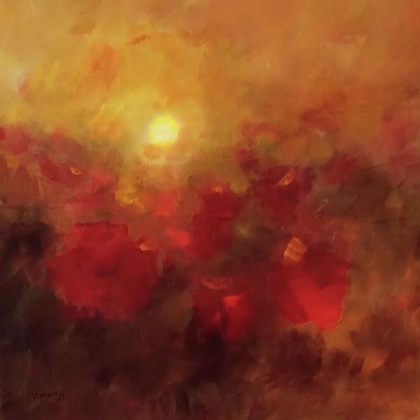 Valerie Anne Kelly - Evening glow