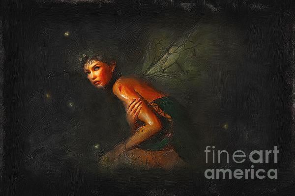 Fairy 01 Digital Art