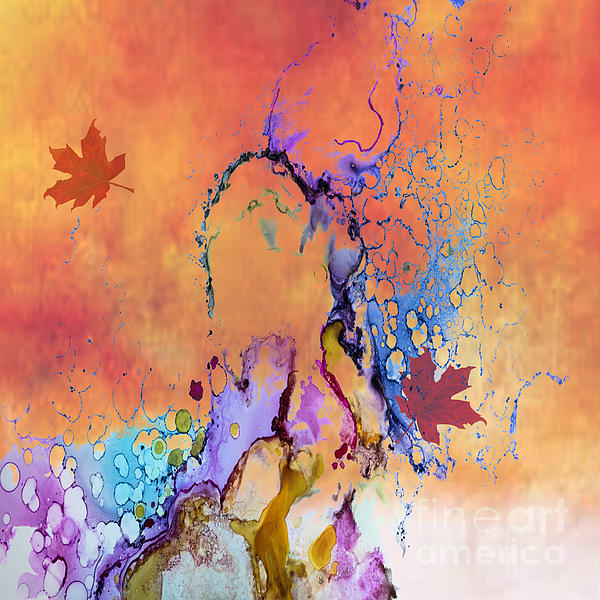 Beverly Guilliams - Fall Has a Splash of Color