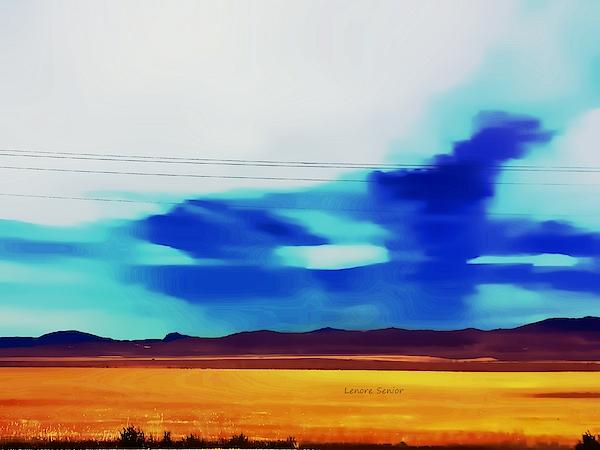 Lenore Senior - Fields of Colorado